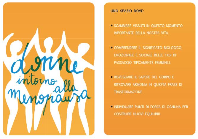 Calendario Menopausa.Menopausa Un Viaggio Comincia Il Giardino Della Salute