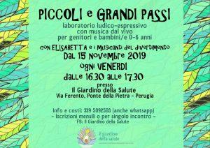 Attività genitori bambini Perugia